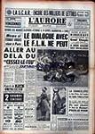 AURORE (L') [No 4909] du 20/06/1960 -...
