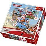 3 puzzles Planes