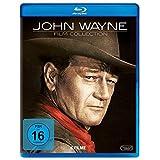 John Wayne Collection  Die Comancheros / Land der Tausend Abenteuer / Die Unbesiegten / Der längste Tag / Der letzte Befehl / Red River