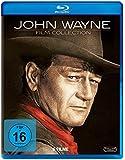 John Wayne Collection ( Die Comancheros / Land der Tausend Abenteuer / Die Unbesiegten / Der längste Tag / Der letzte Befehl / Red River ) [Blu-ray]
