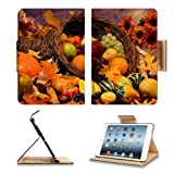 Fruits Vegetables Food Cornucopia Horn Apple Ipad Mini Retina Display Flip Case Stand Smart Magnetic Cover Open Ports Customized Made to Order Support Ready Premium Deluxe Pu Leather 8 Inch (205mm) X 5 1/2 Inch (140mm) X 11/16 Inch (17mm) Luxlady Ipad Mini Retina 2 Professional Ipadmini Cases Ipad_mini Accessories Graphic Background Covers Designed Model Folio Sleeve HD Template Designed Wallpaper Photo Jacket Wifi 16gb 32gb 64gb Luxury Protector