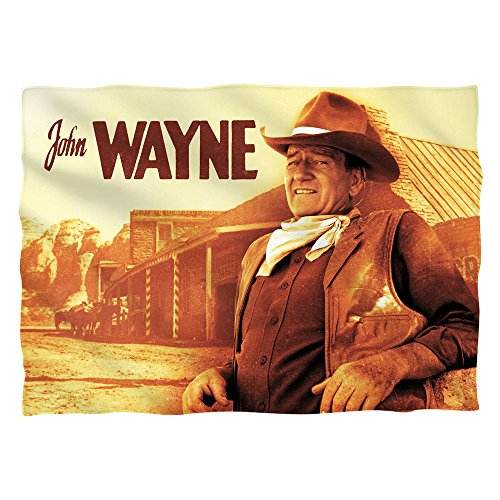 Old West -- John Wayne -- Pillow Case (Old West Merchandise compare prices)