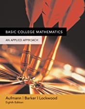 Student Solutions Manual for Aufmann by Richard N. Aufmann