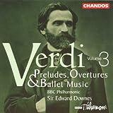 Preludes Overtures & Ballet Music 3