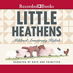 Little Heathens Audiobook