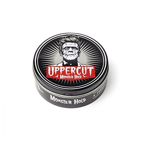 Uppercut Monster Hold Pomade - 2.8 oz jars (Pack of 2)