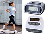 Solar Power Energy Sports Step Counter Pedometer Multi-function Step Calorie Distance Counter Pedometer IMPORTED HIGH QUALITY