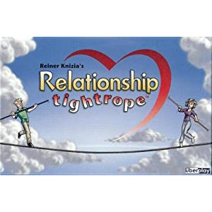 Relationship Tightrope box cover