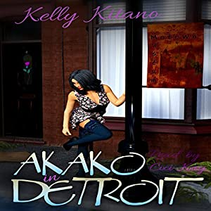 Akako in Detroit Audiobook