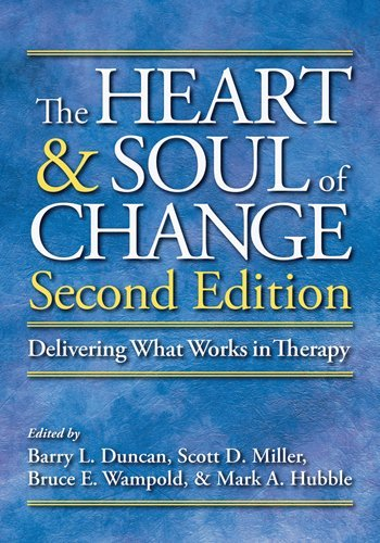 The Heart and Soul of Change: Delivering What Works in...