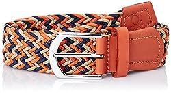 United Colors of Benetton Men's Cotton Belt (8903975219090_16A6BLTC6011IA63M)
