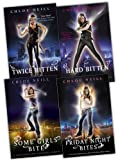 Chloe Neill Chloe Neill Chicagoland Vampires Series 4 Books Collection Pack Set RRP: £27.96 (Some Girls Bite,Friday Night Bites, Hard Bitten, Twice Bitten)