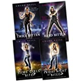 Chloe Neill Chicagoland Vampires Series 4 Books Collection Pack Set RRP: �27.96 (Some Girls Bite,Friday Night Bites, Hard Bitten, Twice Bitten)by Chloe Neill