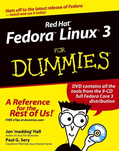 Red Hat Fedora Linux3 For Dummies (For Dummies (Computer/Tech))
