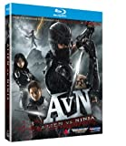 Alien Vs Ninja Blu-Ray