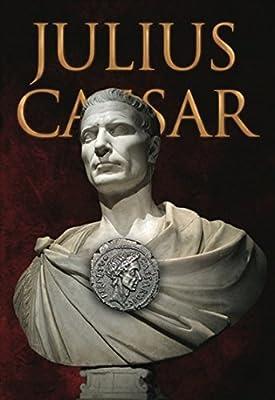(DM 335) Julius Caesar Lapel Pin