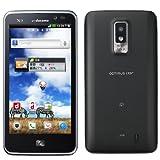 新品 L-01D ブラック 携帯 白ロムdocomo