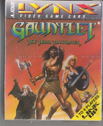 Gauntlet the third encounter - Lynx