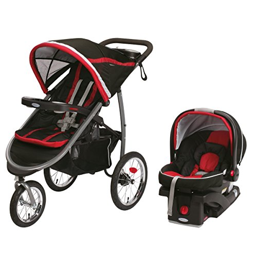 graco fastaction fold jogger click connect travel system bes