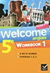 Welcome Anglais 5e �d. 2012 - Workboo...