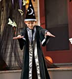 Aeromax Inc Boys' Wizard Costume Multicoloured One Size