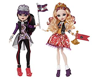 Amazon.com: Ever After High School Spirit Apple White and