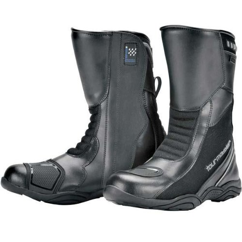 Tour Master Solution WP Air Road Boots - 8/Black