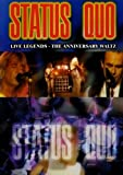 Status quo live legends dvd Italian Import