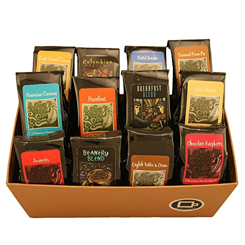 Indulgent Selection Gift Box (Flavored Coffee compare prices)