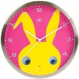 Peekaboo Wall Clock, Rabbit