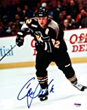 Martin Straka Autographed/Hand Signed 8x10 Photo Penguins PSA/DNA #U94886 at Amazon.com