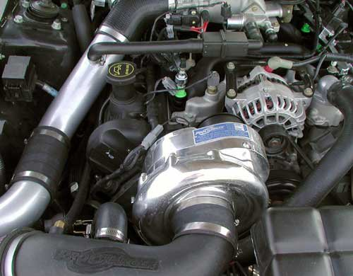 ProCharger HO-Intercooled Supercharger System