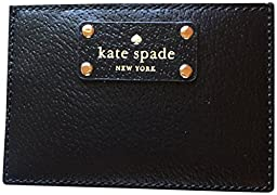 Kate Spade Wellesley Graham Card Case WLRU1147 (Black)