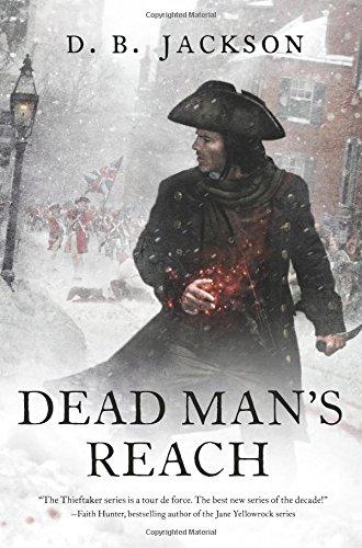 Dead Man's Reach (Thieftaker)