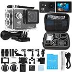 Sport Kamera, Vikeepro 2,0 Zoll 170 G...
