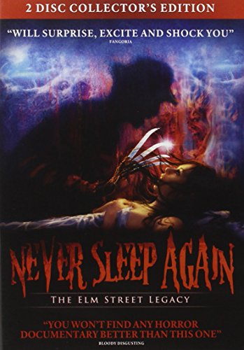 Never Sleep Again: The Elm Street Legacy [Edizione: Regno Unito]
