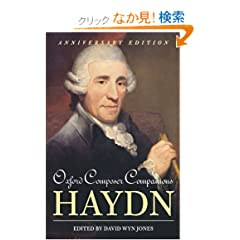Haydn (Oxford Composer Companions)
