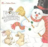 Frosty the Snowman (a Golden Super Shape Book)
