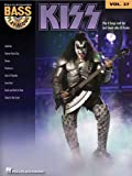 Kiss - Bass Play-Along Volume 27 (Book/Cd)