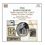 Violin Concertos Nos. 1 And 2by Alan Rawsthorne