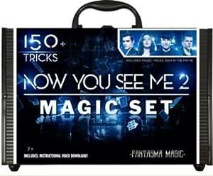 Fantasma Toys Now You See Me 2 Magic Case (150 Tricks)
