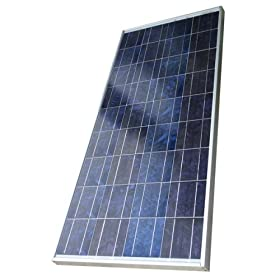 Sunforce 39310 130-Watt High-Efficiency Polycrystalline <a href=