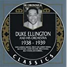 Duke Ellington: 1938-1939