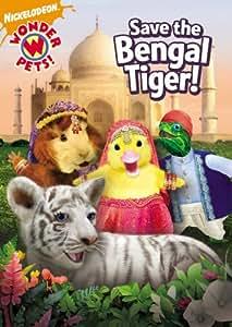 Wonder Pets Save the Bengal Tiger!