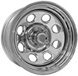 Pro Comp (Series 99) Chrome - 16 x 8 Inch Steel Wheel