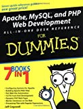 Apache, MySQL, and PHP Web Development All-in-One Desk Reference For Dummies (0764549693) by Jeff Cogswell