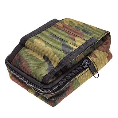 Zcl Outdoor Fashion 800D Waterproof Belt-Bag(Camouflage)