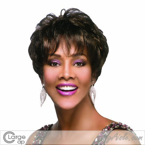 MORINA-V (Vivica A. Fox) - Synthetic Mono Full Wig from Fox Designs, Inc.