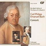 Cpe Bach: Concerti