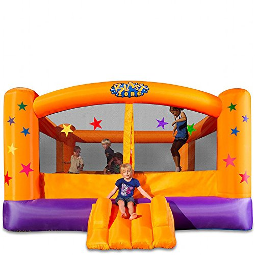Blast Zone Superstar Inflatable Party Moonwalk by Blast Zone (Superstar Bounce House compare prices)